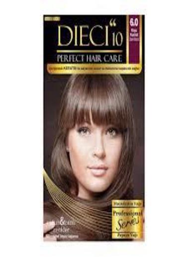 Dıecı Dıecı 10 Perfect Kit Saç Boyası 6,0 Koyu Kumral Kahve